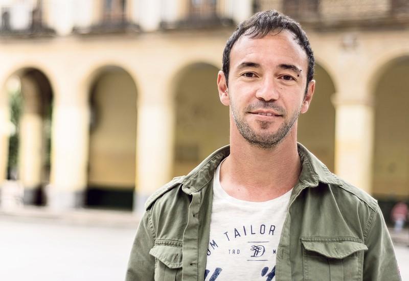 """Elain Aspra: """"Proiektuaren gakoa da filma %100 'made in' Getxo izatea"""""""