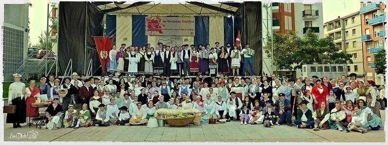 Trabudu dantza-taldearen 40. urteurrena - 2