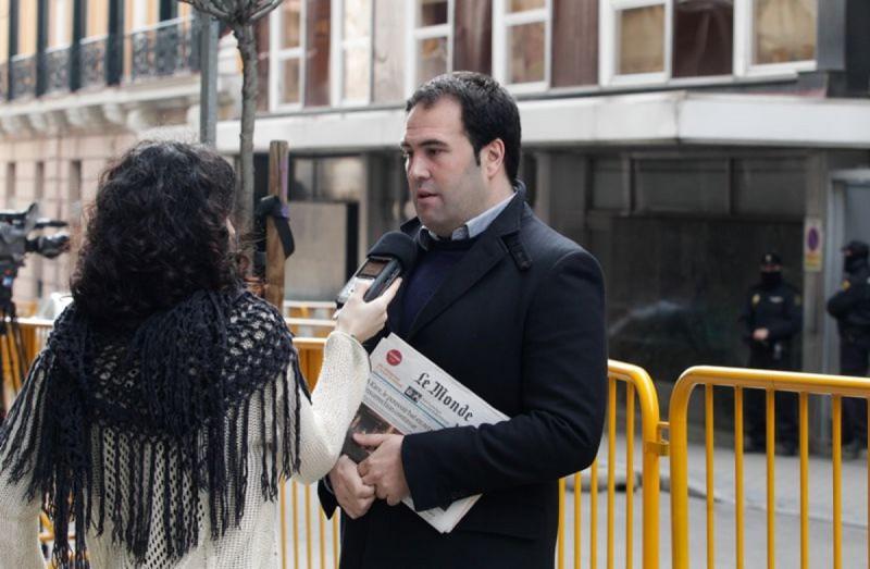 Jon Iñarritu leioaztarra izendatu dute senatari autonomiko
