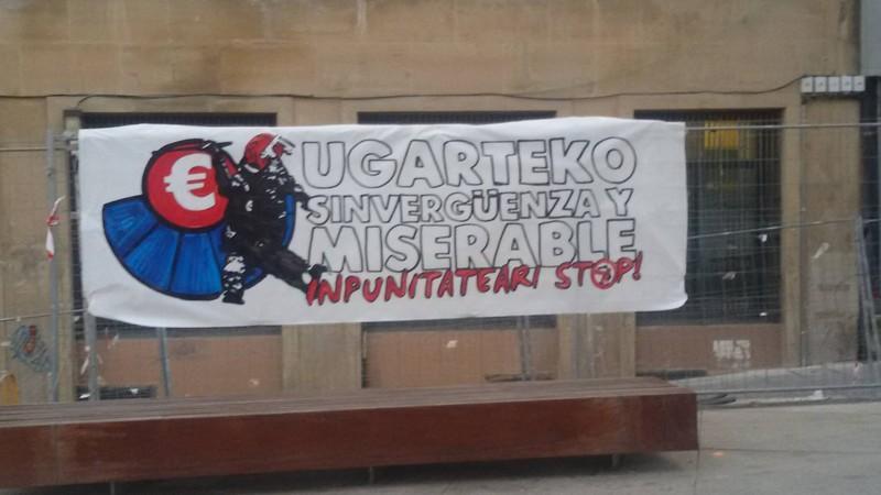 """Ugarteko"" lotsagabea"