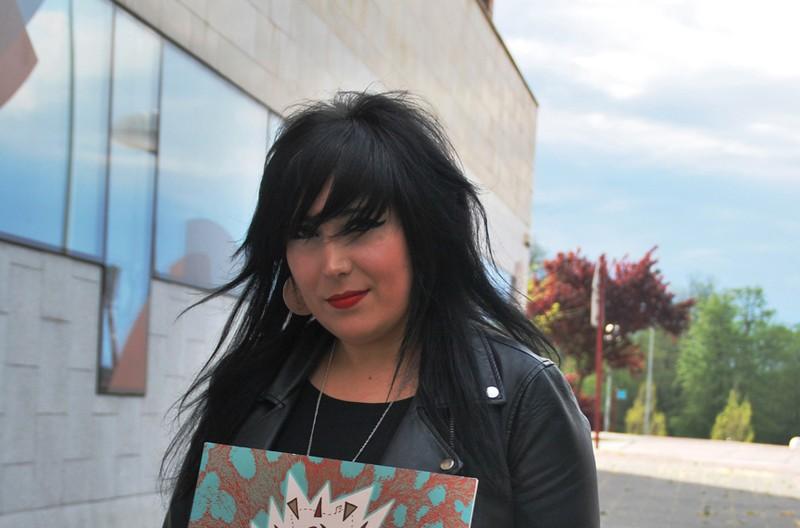 Esther Alonsok irabazi du Urdulizko jaietako kartel-lehiaketa