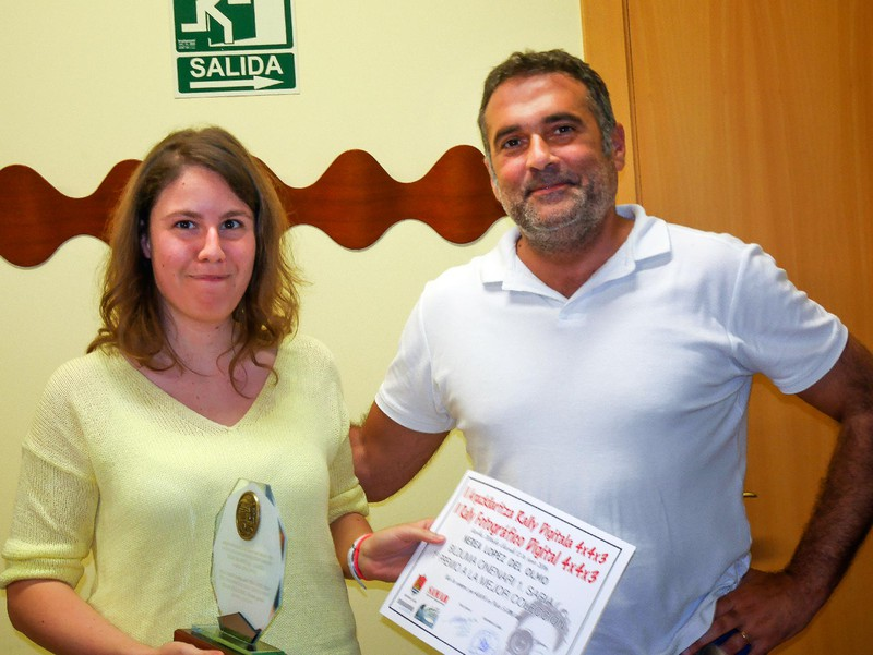 Nere Lopez de Olmok irabazi du Barrikako Argazkigintza-rallya