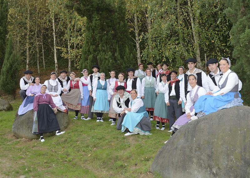 """Trabudu Dantzari Taldea: """"Euskal Herriko folkloreak etorkizun oparoa dauka"""""""