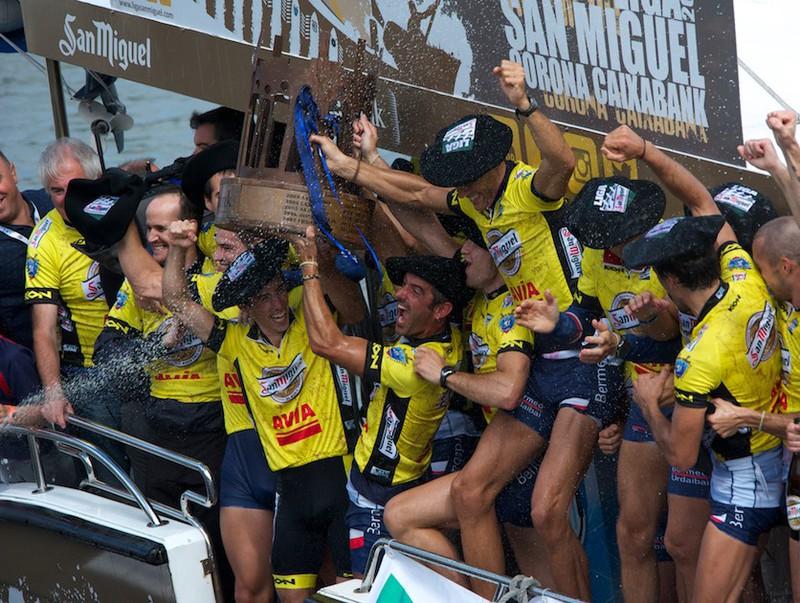 Elortegik, Polok eta Van Horenbekek irabazi dute San Miguel Liga, Urdaibaigaz
