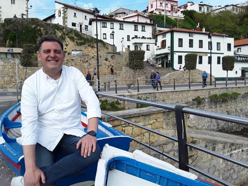Juan Pedro Azkune aurkeztu du Solidaria alderdiak alkategai modura