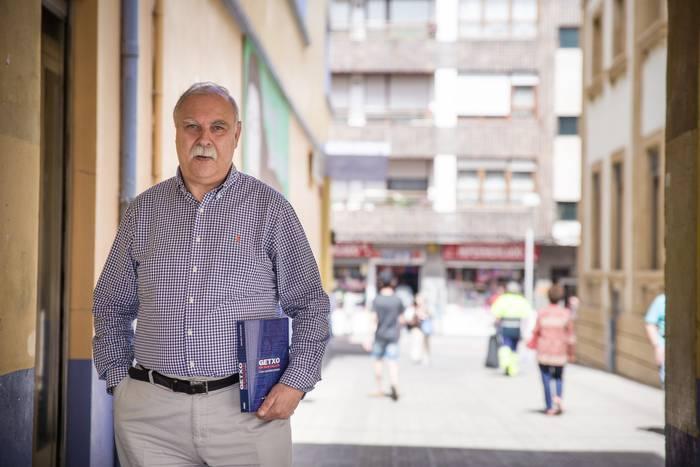 "Javier Campo: ""Pascuala de Arrezubietari kale bat izateko ohorea kendu diote"""