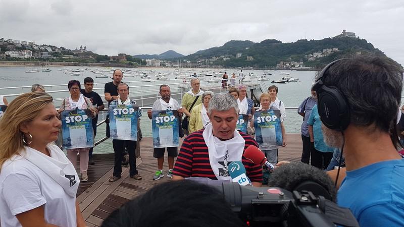 Euskal presoen eta iheslarien aldeko Itsas Martxa egingo dute Plentzian zapatuan