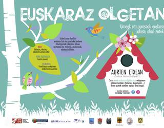 Modu birtualean hasiko da Euskaraz Olgetan programa