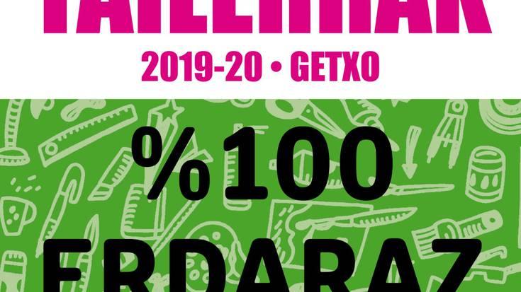 Getxoko Kultur Etxeko ikastaroak euskaraz!