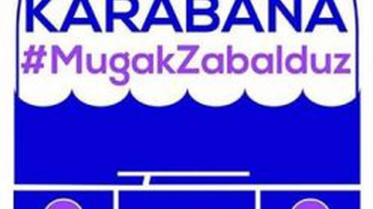 Mugak Zabalduz karabana 2018