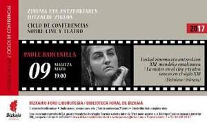 Hitzaldia: Euskal zinema eta antzerkian XXI. mendeko emakumea