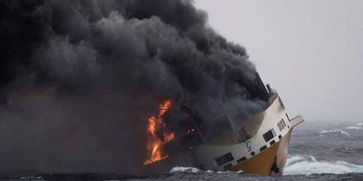Euskal kostaldeetara hel daiteke Frantzian hondoratutako ontziak eragindako marea beltza