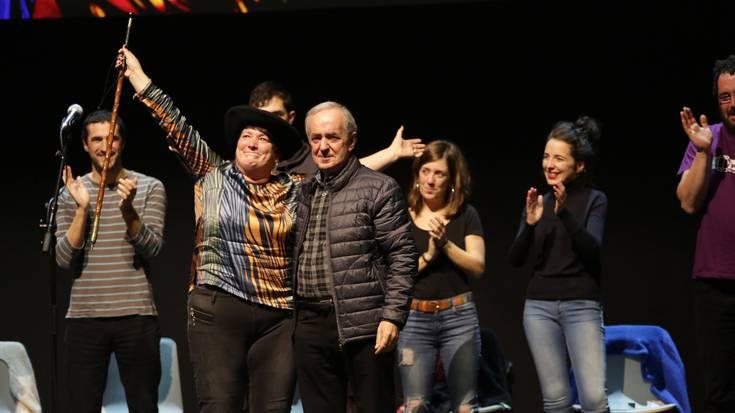 Aurrenekoz emakume batek irabazi du Bizkaiko Bertsolari Txapelketa