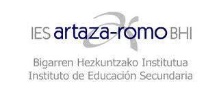 IES Artaza-Romo BHI logotipoa