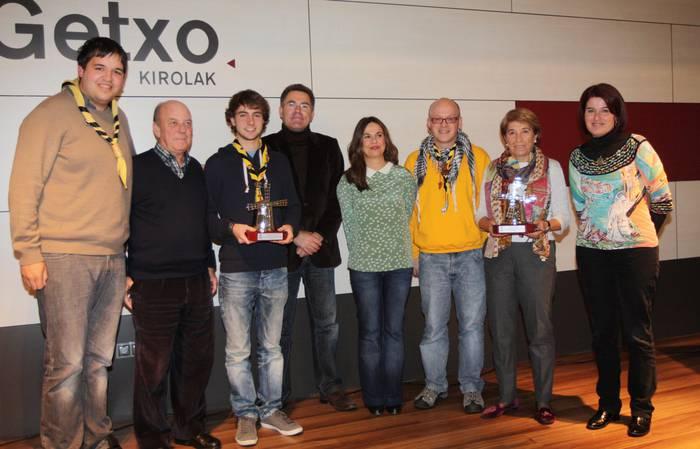 XXV. Boluntariotza Topaketa egingo dute eguenean Romo Kultur Etxean