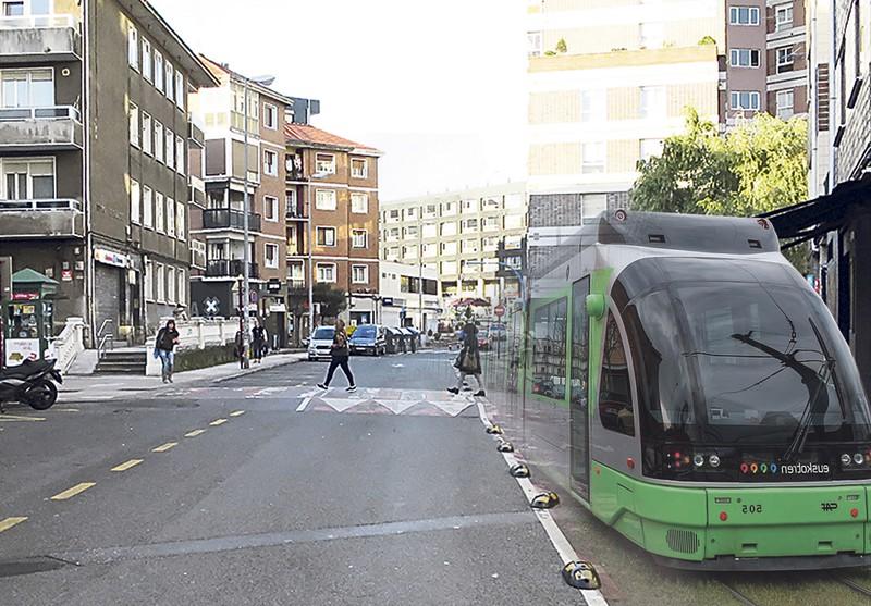 Leioako metro-geltokia eta campusa lotzeko alternatiben bila dabil Eusko Jaurlaritza