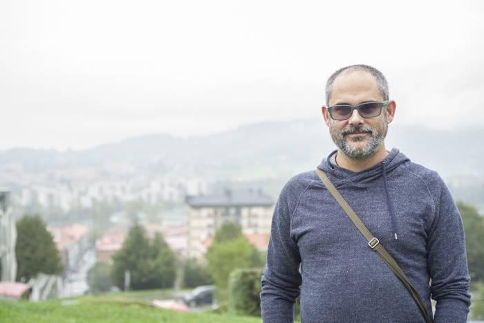 """Joseba Rios Garaizar: """"Uribe Kostan karta arkeologikoa egitea beharrezkoa da"""""""