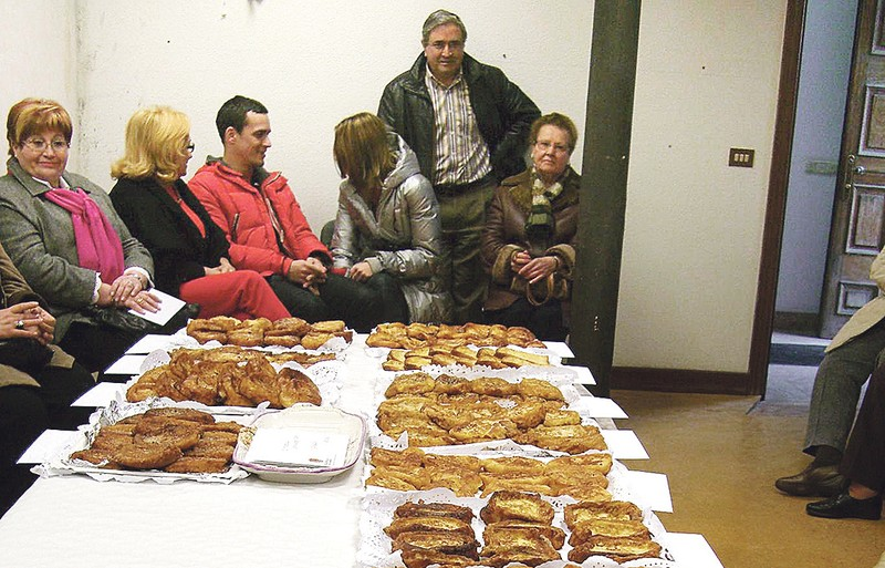 Hamargarren tostada-txapelketa, Barrikan