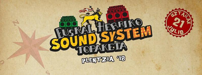 Euskal Herriko Sound System Eguna egingo dute Plentziako Madalena jaietan