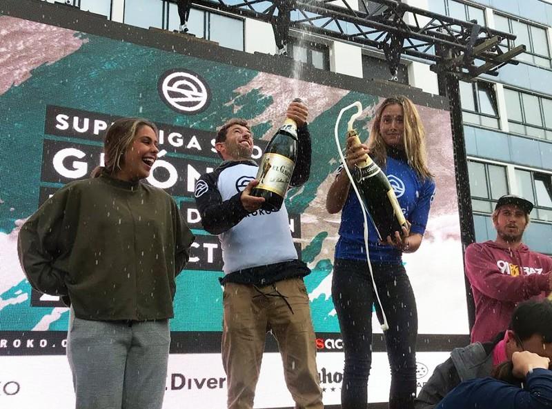 Leticia Canalesek irabazi du Siroko Surf Superliga