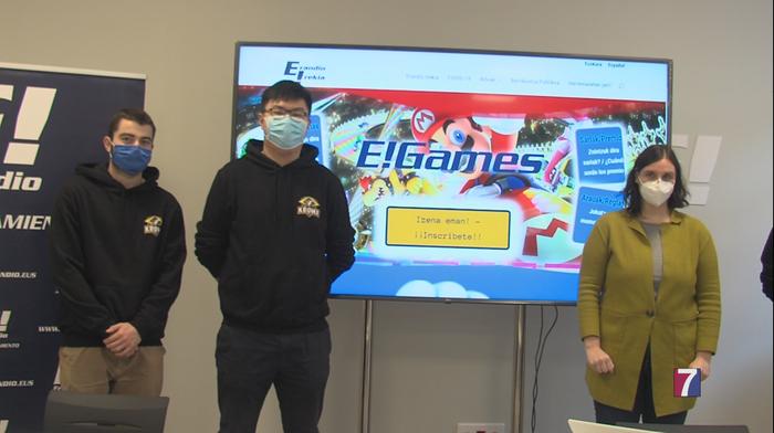'Mario Kart' bideo-jokoaren txapelketa egingo dute E!Games lehen edizioan
