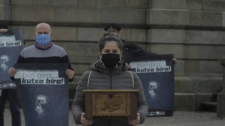 Domekan eta astelehenean zeharkatuko du Kutxa Birak Uribe Kosta