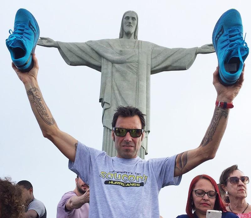 Salvadorrek eta Condek elkartasun-maratoien proiektua bukatu dute