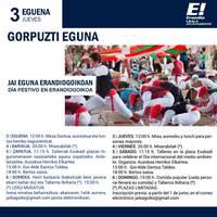 Erandioko Gorpuzti eguna