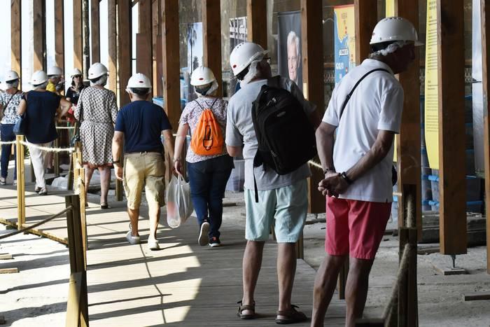 Begoñako galerietako bisitarien kopurua %25 hazi da 2018an