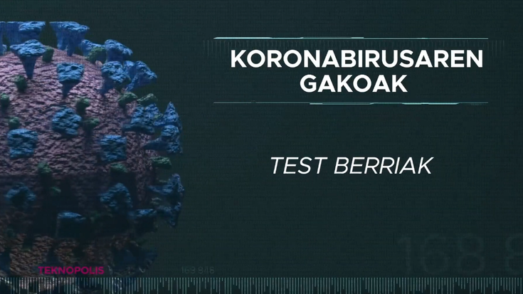 Test berriak