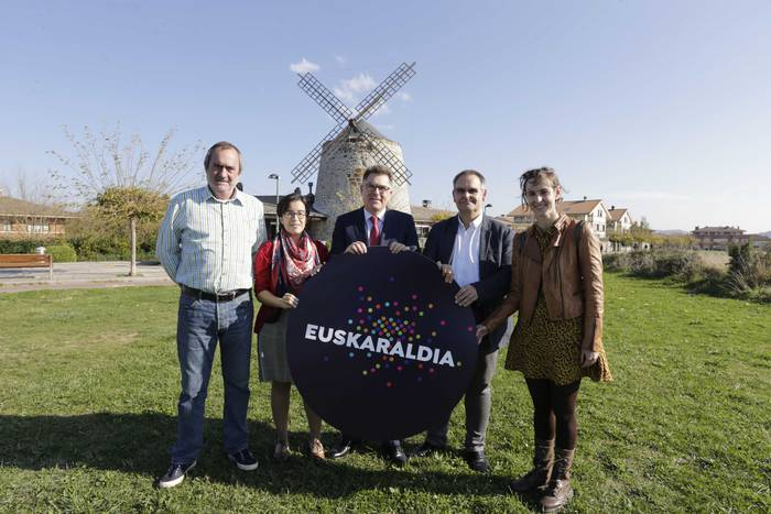 Getxoko EAJ, PSE-EE, GUK eta EH Bildu, Euskaraldiagaz; Ciudadanos, ez