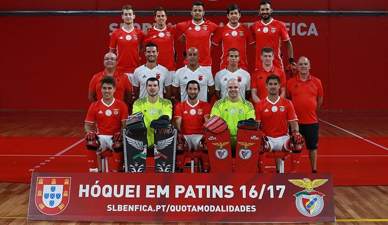 Benfica izango da Jolasetako Patin-hockey Nazioarteko Txapelketaren izarra