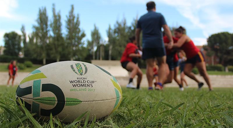 Getxo Rugby Taldeko lau kidek jokatuko dute Irlandako Mundialean