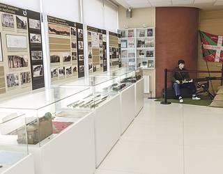 Burdin Hesiaren Oroimenaren Museoa: 7.000 bisitari sei urte eta erdian