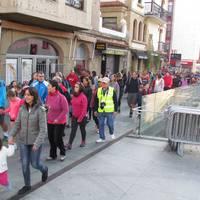 Iazko etenaldiaren ondoren, bueltan da Uribe Kostako ibilaldi neurtu jendetsuena