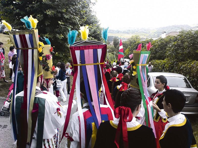 Urduliztarrek Santa Mariñe ospatuko dute barikuan eta zapatuan