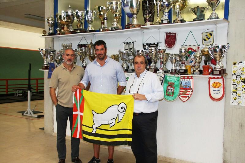 Juan Carlos Bado uruguaitarrak entrenatuko du Getxo Rugby Taldea