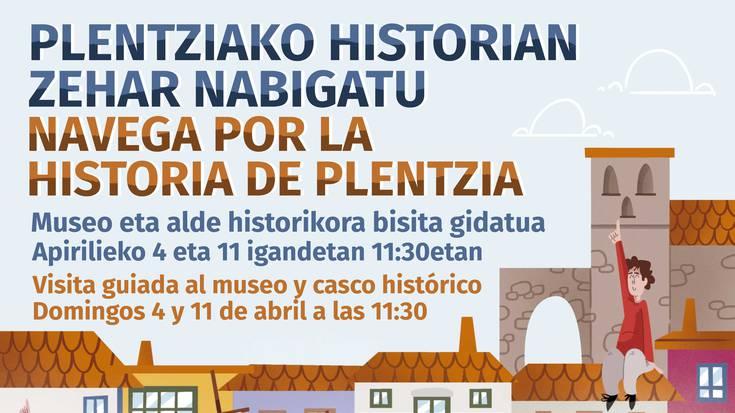 """""""Plentzia ezagutu"""" turismo-gida argitaratu du Udalak"""