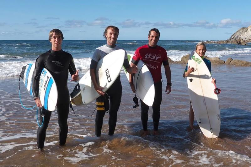 Eguenera arte izena eman daiteke  Barrika Surf Klasikan