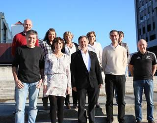 Fernando Plazaola da Zientzia eta Teknologia Fakultateko dekano berria