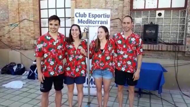 Getxo Igeriketa taldea, Europako errekorrak hausten