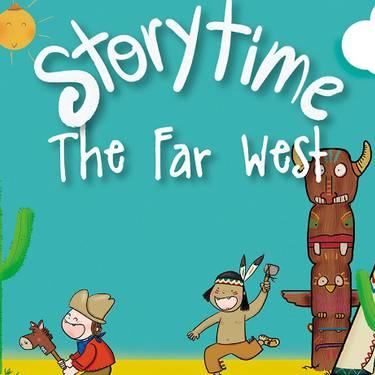 """Ipuinkontaketa Storytime: """"The Far West"""""""