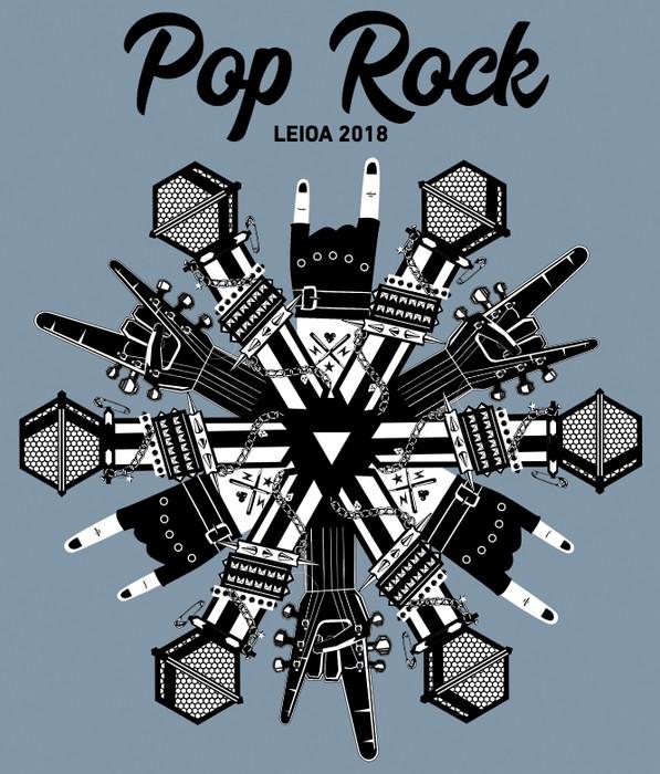Leioako Pop-rock Lehiaketa kartel bila dabil