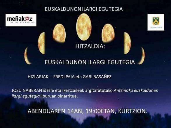 Euskaldunon ilargi egutegia berbabide bihar, Sopelan