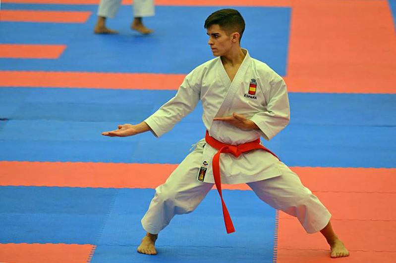 Brontzezko domina irabazi du Xabier Pereda getxoztarrak Espainiako Karate Txapelketan