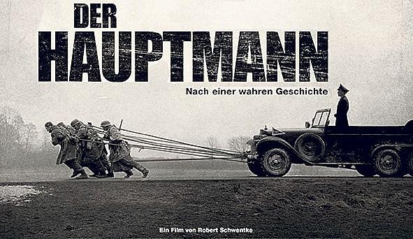 """Zine-iruzkina: """"Der Hauptmann"""""""