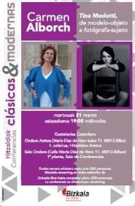Hitzaldia: Tina Modotti, de modelo-objeto a fotógrafa-sujeto