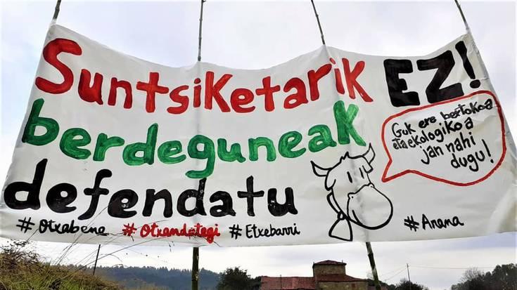 """""""Benetan eraiki behar da hainbeste Berangon?"""""""