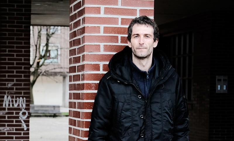 """Ahoztar Zelaieta: """"Mario Fernandezek erantzun hotza eman zidan, besterik ez"""""""