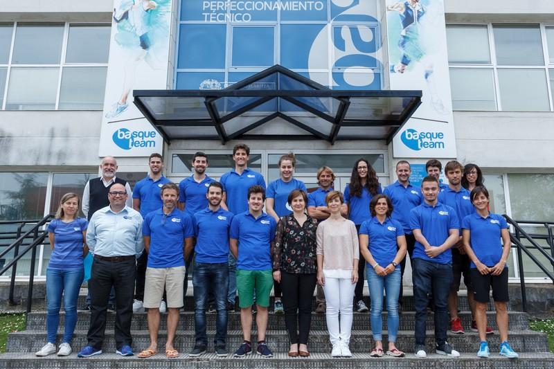 Basque Team-ek milioi erdi euro banatuko du beketan